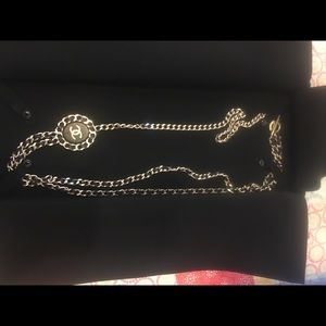 Authentic Chanel necklace brand new in box
